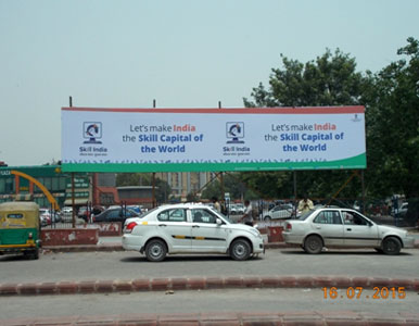 SDA Market- IIT Gate on Outer Ring Road 5